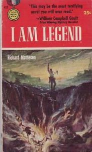 best halloween reads i am legend by richard matheson