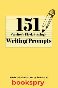 writing prompts for all ages by bookspry.com