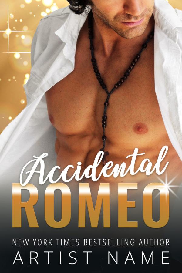 pre-made romance book cover