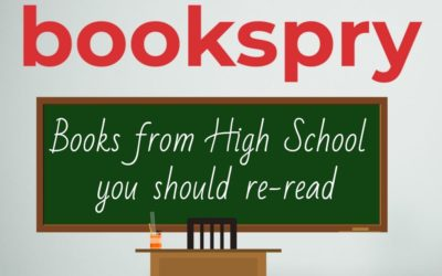 Books you Read in High School you Need to Reread