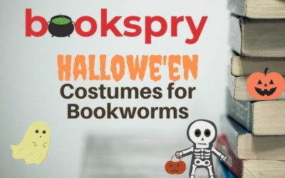 Hallowe'en Costumes for Readers and Writers!