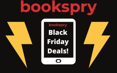 Black Friday Deals for Book Lovers 2019