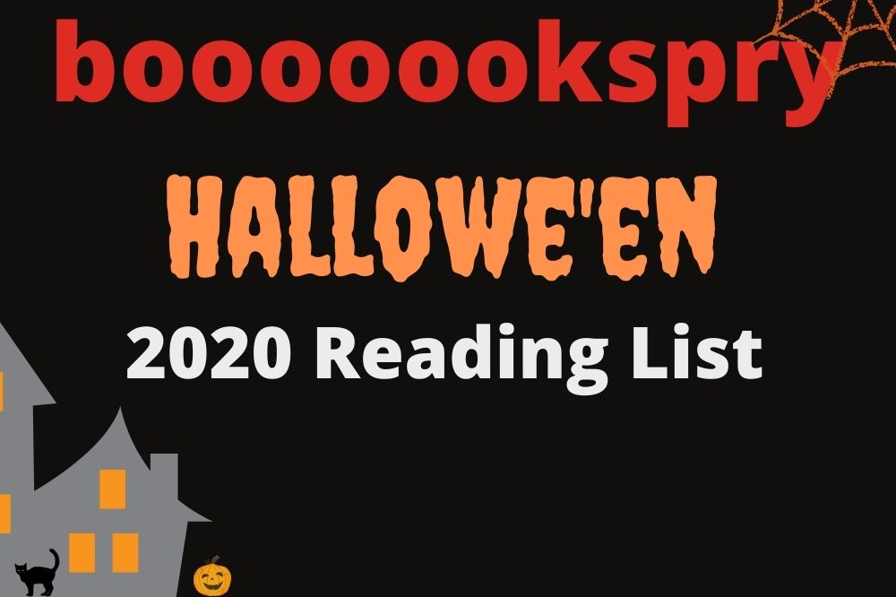 What to read for Hallowe'en 2020